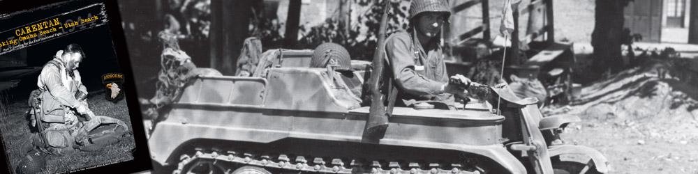 Kettenkrad Carentan 6 june 1944
