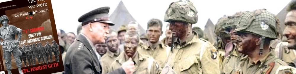 Eisenhower WWII 502nd PIR