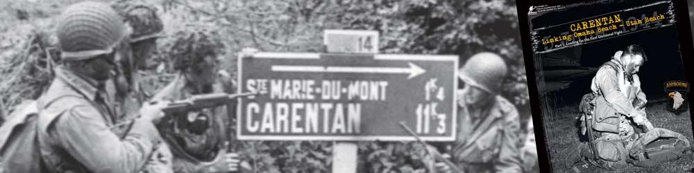 Carentan 101st Airborne Normandy