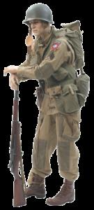 Sergeant Parachute Infantryman