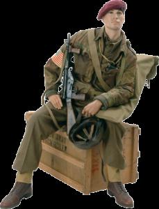 parachutiste brit