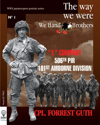 band of brothers normandy bastogne easy company