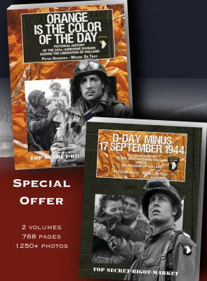 D-Day Minus Orange Special Offer